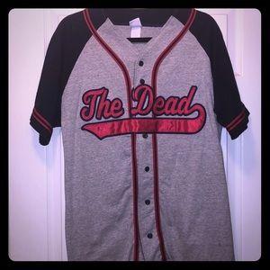 Other - RARE Grateful Dead baseball shirt